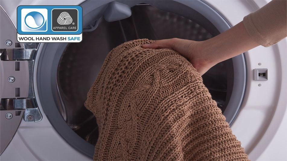 An toàn tuyệt đối với trang phục len