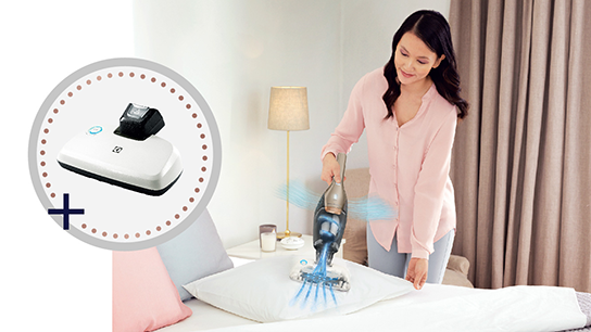 Bed Pro Power™ Nozzle with UV Light