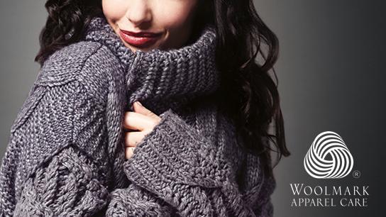 Wash wool the easy way